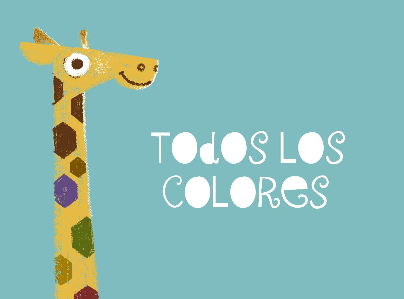 Todos los colores